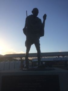 Ghandi Statue San Francisco